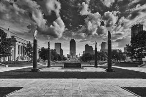 indianapolis world war 1 memorial